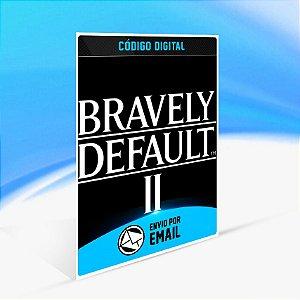 Bravely Default II - Nintendo Switch Código 16 Dígitos