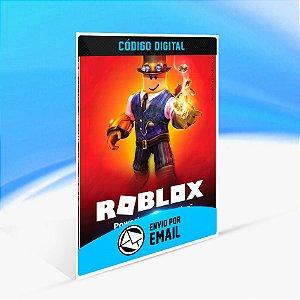 Cartão Roblox R$ 40 Reais