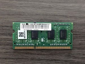 SN - MEMORIA NOTE DDR3 1GB 1333 MHZ SMART