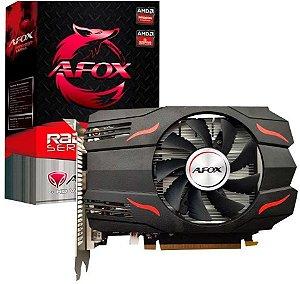 PLACA VIDEO DDR5 4GB 128BITS RX550 RADEON AFOX - P
