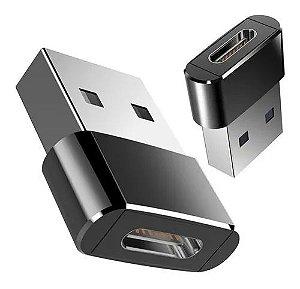 ADAPTADOR OTG TIPO C P/ USB