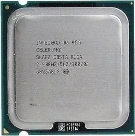 SN - PROCESSADOR 775 INTEL CELERON 2.2 GHZ 450