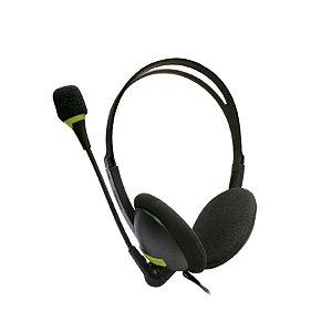HEADSET C/ MICROFONE OFFICE HF-2212