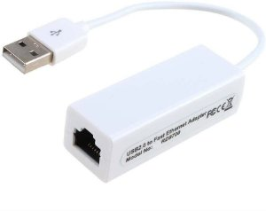 ADAPTADOR USB X RJ45 /100 KNUP