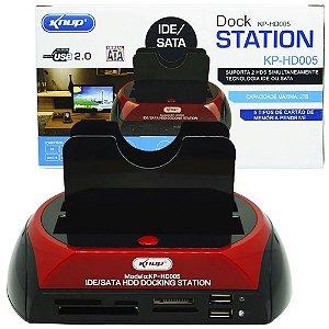 DOCK STATION KANUP KP-HD005 IDE/SATA