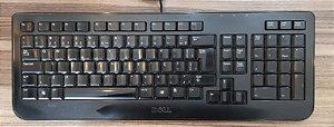 SN - TECLADO USB BÁSICO - DELL - P