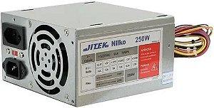 SN - FONTE ATX 250W  JITEK