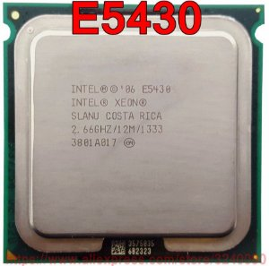 SN - PROCESSADOR 771 INTEL XEON E5430 QUAD 2,66GHZ
