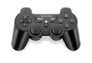 CONTROLE PC USB MULTILASER DUAL SHOCK