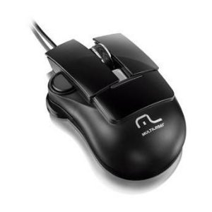 MOUSE USB FREE SCROLL PRETO MO190