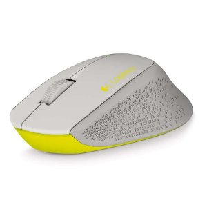 MOUSE WIRELESS M280 CINZA LOGITECH