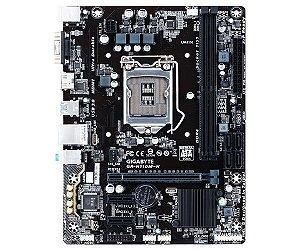 PLACA MAE 1151 GIGABYTE GA-H110M-H DDR4