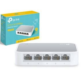 SWITCH 5P 10/100 TP-LINK TL-SF1005D - P