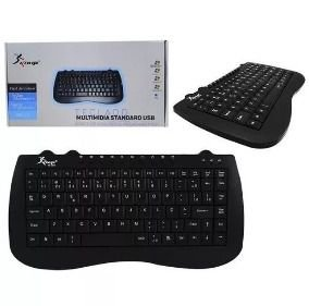 TECLADO PS2 MINI LEADERSHIP
