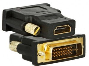 ADAPTADOR DVI-A X HDMI