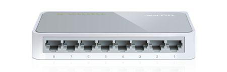 SWITCH 8P 10/100 TP-LINK TL-SF1008D -