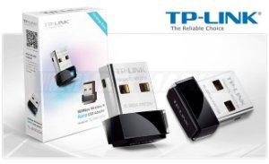 ADAPTADOR WIRELESS USB 150MBPS TL-WN725N TPLINK