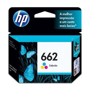 CARTUCHO 662 TRICOLOR 2ML HP - P1