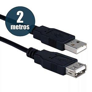 EXTENSÃO USB 2M