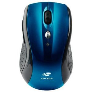MOUSE WIRELESS M-W012BL C3T