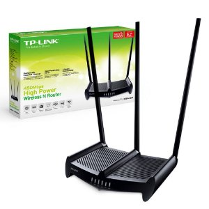 ROTEADOR TL-WR941HP WIRELESS 450MBPS TP-LINK
