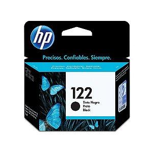 CARTUCHO 122 PRETO 2ML- CH561HB HP - P