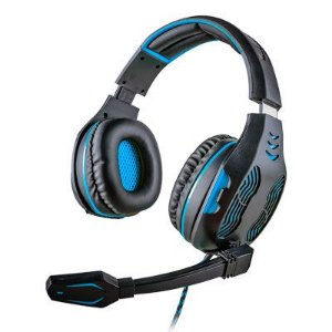 FONE HEADSET GAMER CENTAURO BLUE