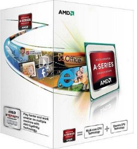 PROC. AMD A4 4000 DUAL CORE 3.2GHZ