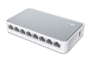 SWITCH 8P 10/100 TP-LINK TL-SF1008D - P