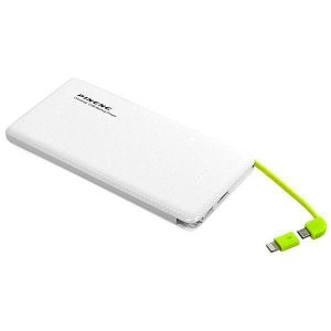 CARREGADOR PORTÁTIL PINENG 5000MAH V8/IPHONE