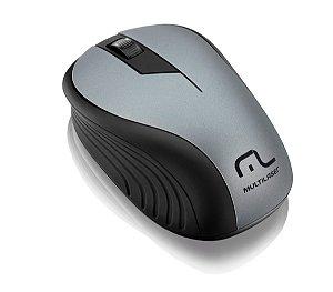 MOUSE USB CINZA MULTILASER 1200DPI