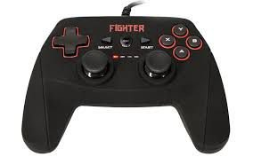 CONTROLE PC USB DUAL SHOCK FIGHTER DAZZ