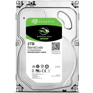 HD 2TB SATA 6GB/S BARRACUDA SEAGATE - P