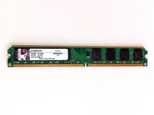 MEMORIA DDR2 2GB 800MHZ KINGSTON - P