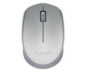 MOUSE WIRELESS M170 PRATA LOGITECH