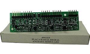 PLACA RAMAL PABX MODULARE I