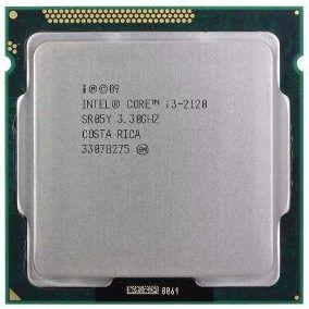 SN - PROCESSADOR 1155 INTEL I3 2120 3.3GZ 3MB