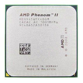 SN - PROCESSADOR AM3 AMD PHENOM X4 945 3.0 GHZ