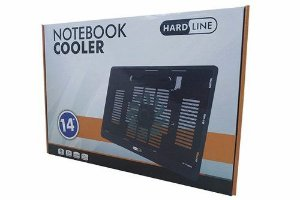 "BASE NOTEBOOK 14"" HARD LINE"