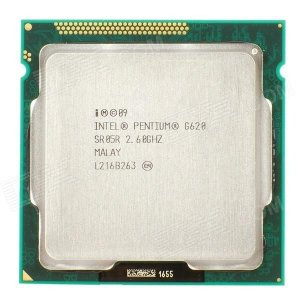 SN - PROCESSADOR 1155 INTEL PENTIUM G 620 2.6GHZ