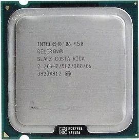 SN - PROCESSADOR 775 INTEL CELERON 2.2 450