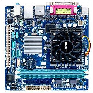 SN - KIT PLACA MÃE + PR GIGABYTE GA-C847N-S2 DDR3