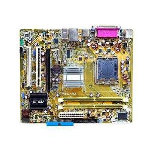 SN - PLACA MÃE 775 DDR2 ASUS P5L-MX