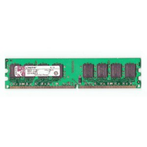 SN - MEMORIA DDR2 1GB 667MHZ KINGSTON