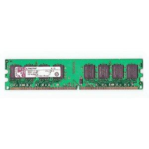 SN - MEMORIA DDR2 1GB 667MHZ KINGSTON
