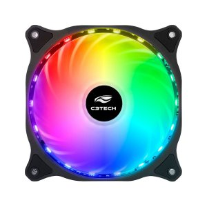 COOLER FAN P/ GABINETE 120MM LED GAMING SERIES