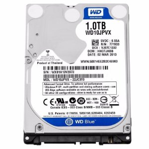 HD NOTE 1TB WD