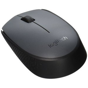 MOUSE WIRELESS M170 PRETO LOGITECH - P