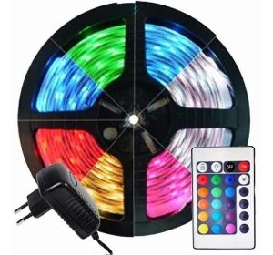 FITA LED COLORS 5M - P