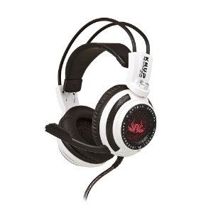 HEADPHONE GAMER USB LED 7.1 KNUP KP-400
